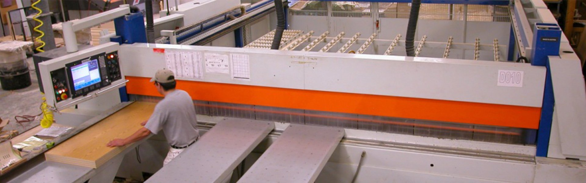 CFC Contract Panel Saw